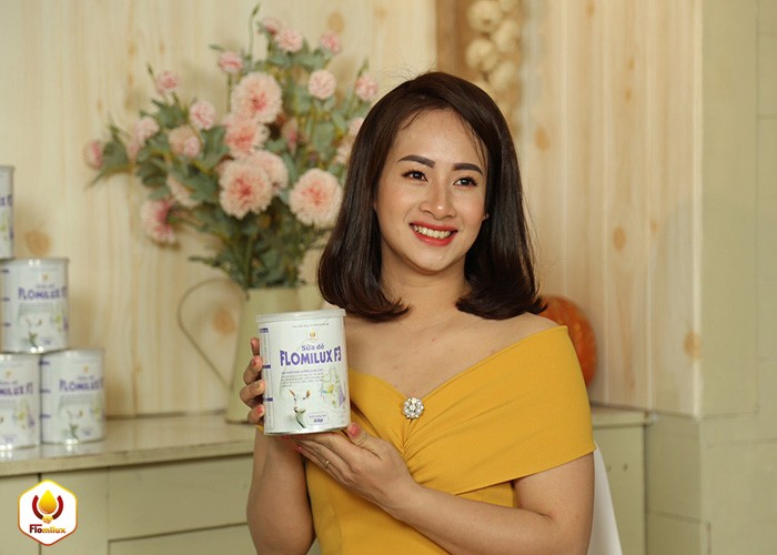 Cấu Tạo Của Sữa Dê Flomilux F3