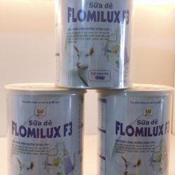Mua Bán Sữa Dê Flomilux F3