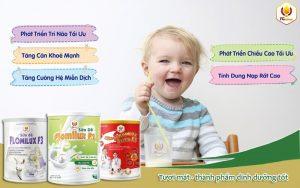 5 Lý Do Mẹ Nên Chọn Sữa Dê Flomilux