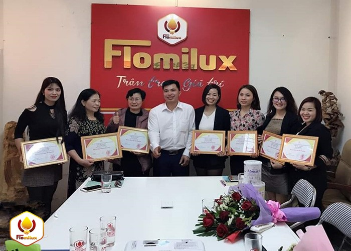 CTY TNHH XNK Sữa Dê, Dinh Dưỡng Quốc Tế Flomilux Việt Nam