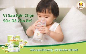 Vì Sao Nên Chọn Sữa Dê Flomilux F1 Cho Bé Từ 1 Đến 15 Tuổi?
