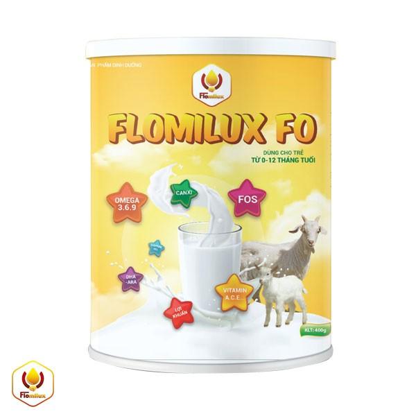 Sữa Dê Flomilux F0